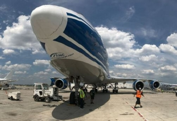 Airfreight to Kazakhstan
